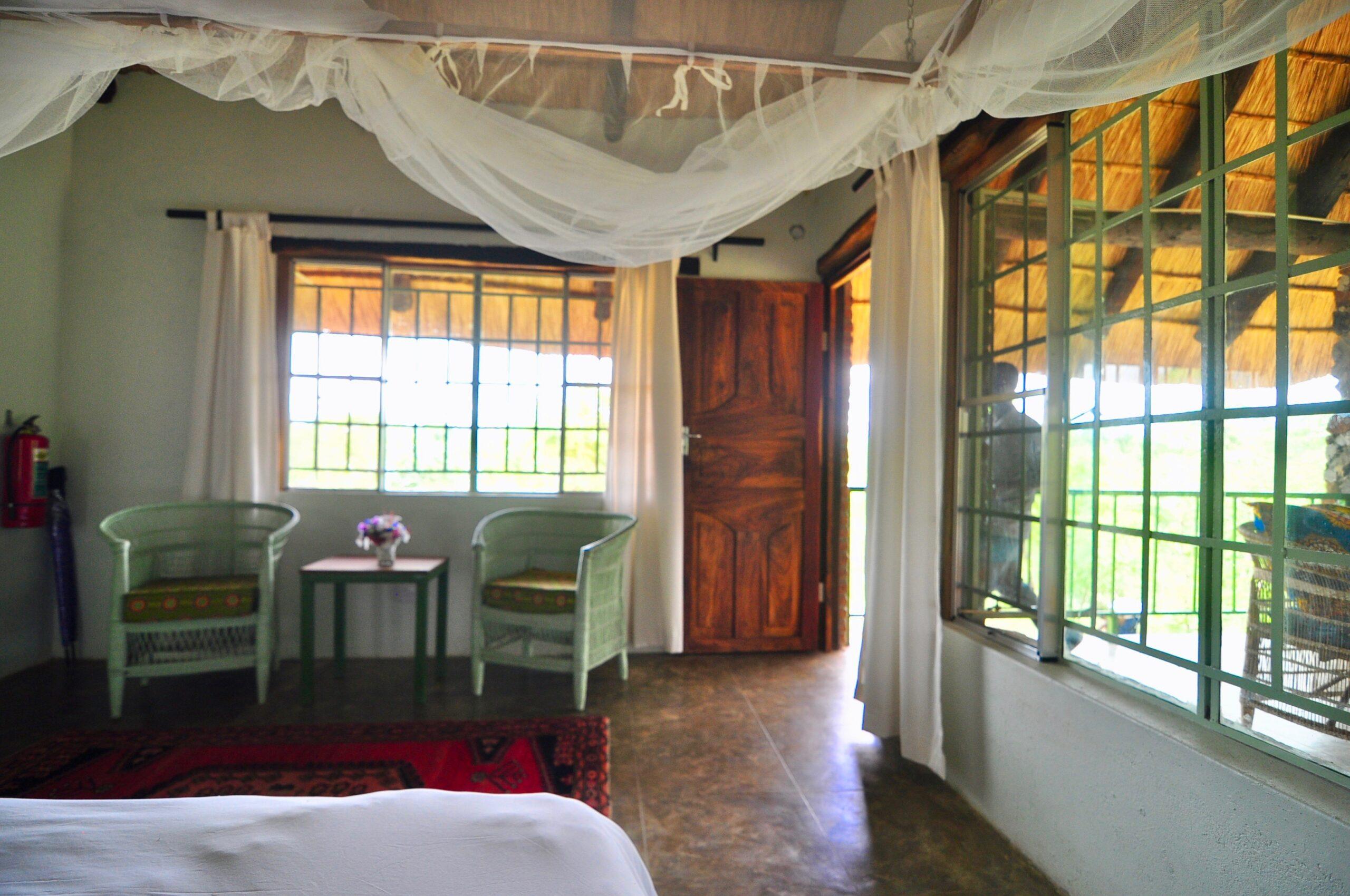 Luxury Safari Accommodation Room