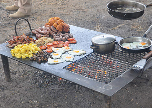 Self Catering at Rafiki Malawi Safari Lodge